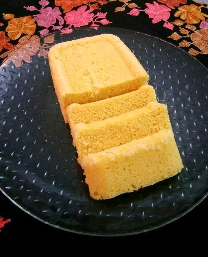 Cornmeal Bread / 5 Mins Cornmeal Bread