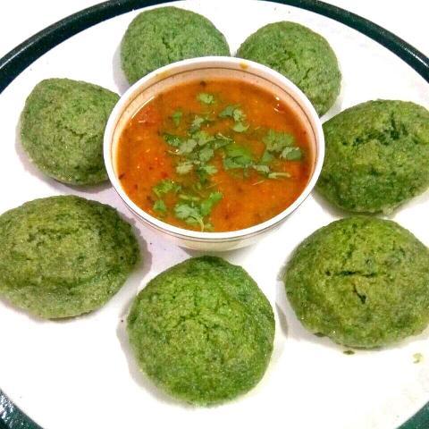 Spinach idili
