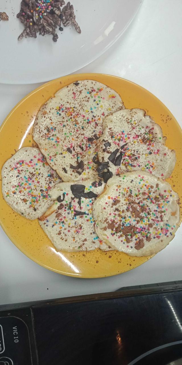 Chinese Fluffy Pancake