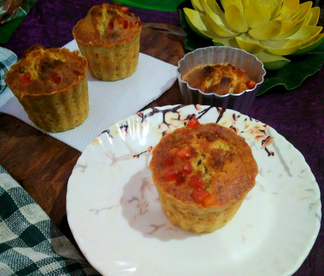 Banana Oats Muffin #oldrecipes#wildcard#topcontributor#winchance#luck#surprises​