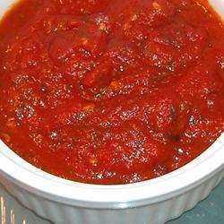 Simons Tomato Pasta