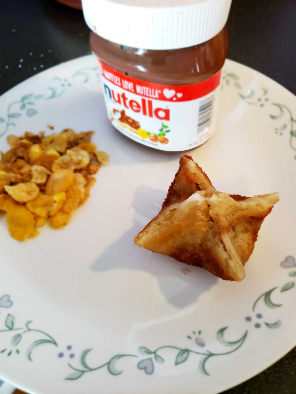 NUTELLA HONEY BUNCH POTLI