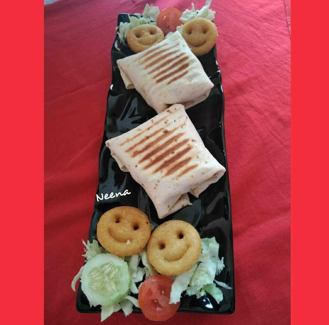 Roti Wrap
