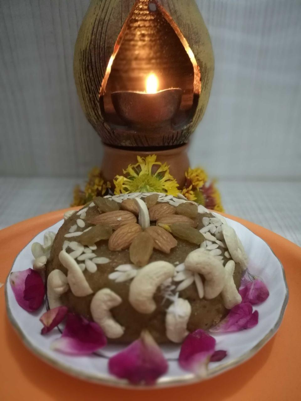 Potato Halwa
