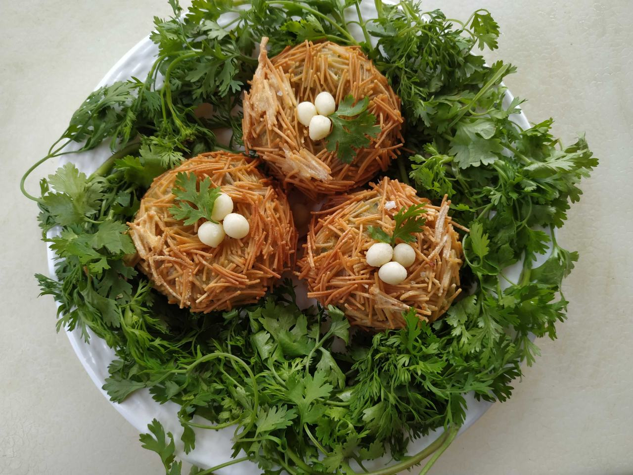 Potato Nest