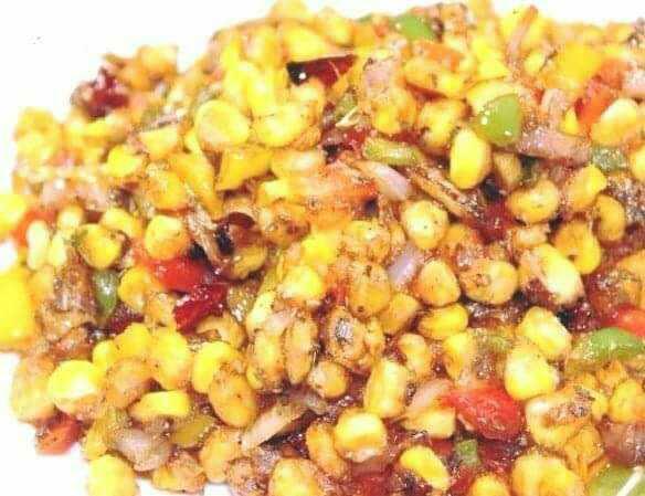 Veggie Corn Salad