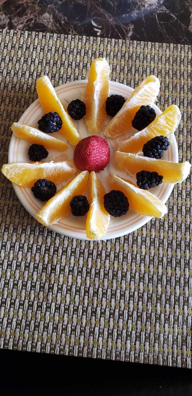 My Orange Pie