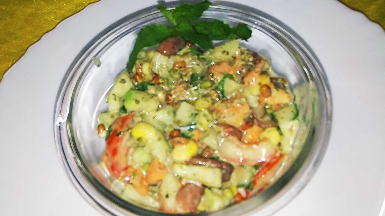 Rassion Salad