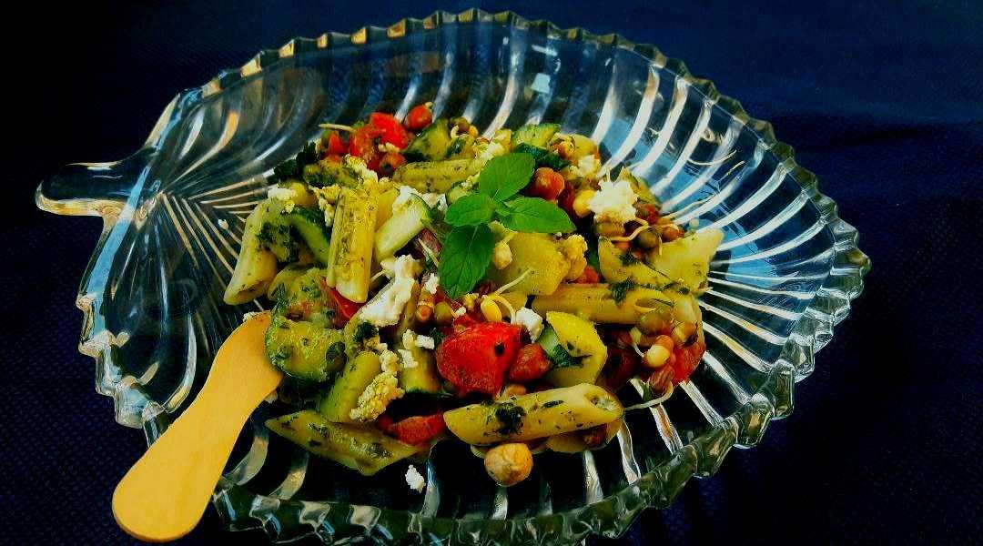Pasta Green Salad
