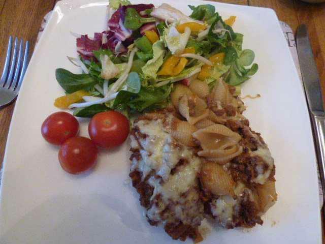 Italian Beef Pasta Salad