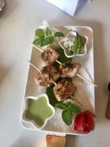 fish kabab