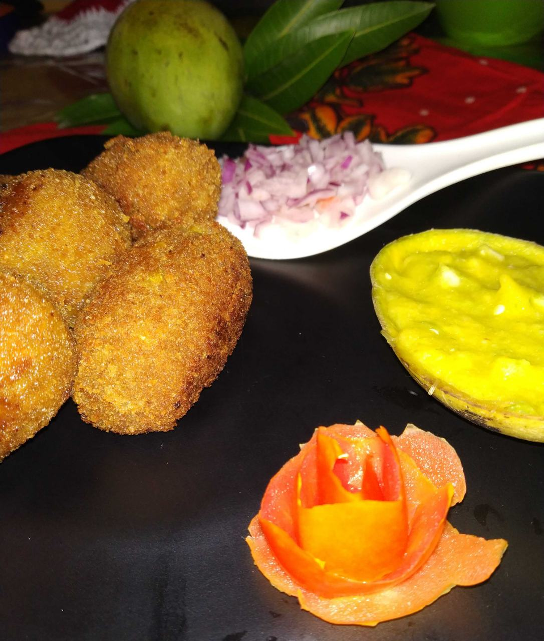 Echorer Chop (Jackfruit Cutlet)  Chop are One Of the famous Snacks for Bengali earlier Chop are regularly Served as a Starter in Bengali  Occasions