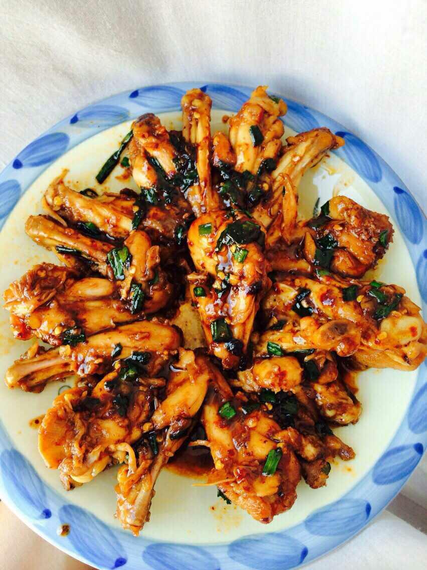Honey Glazed Chicken wings
