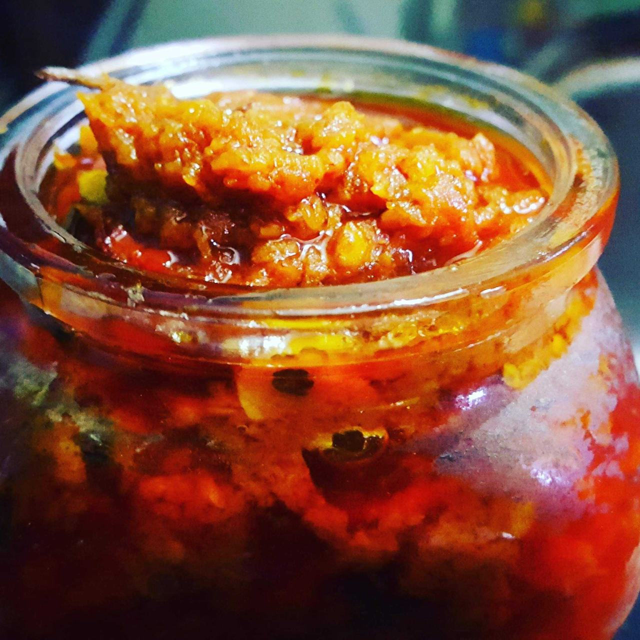 Tomato Pickle