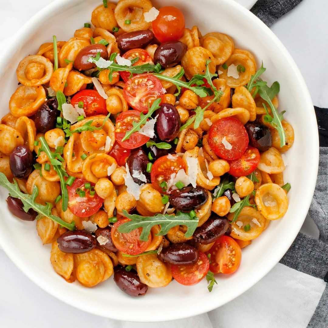Orchietta Salad