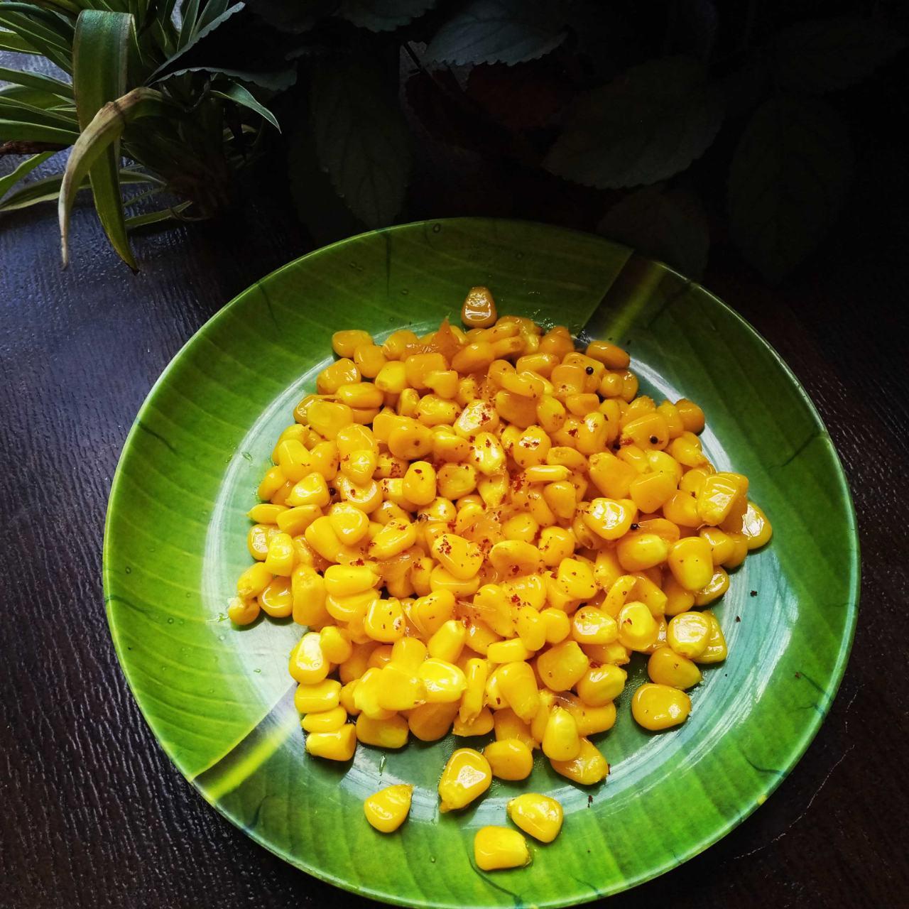 Butter Sweet Corn