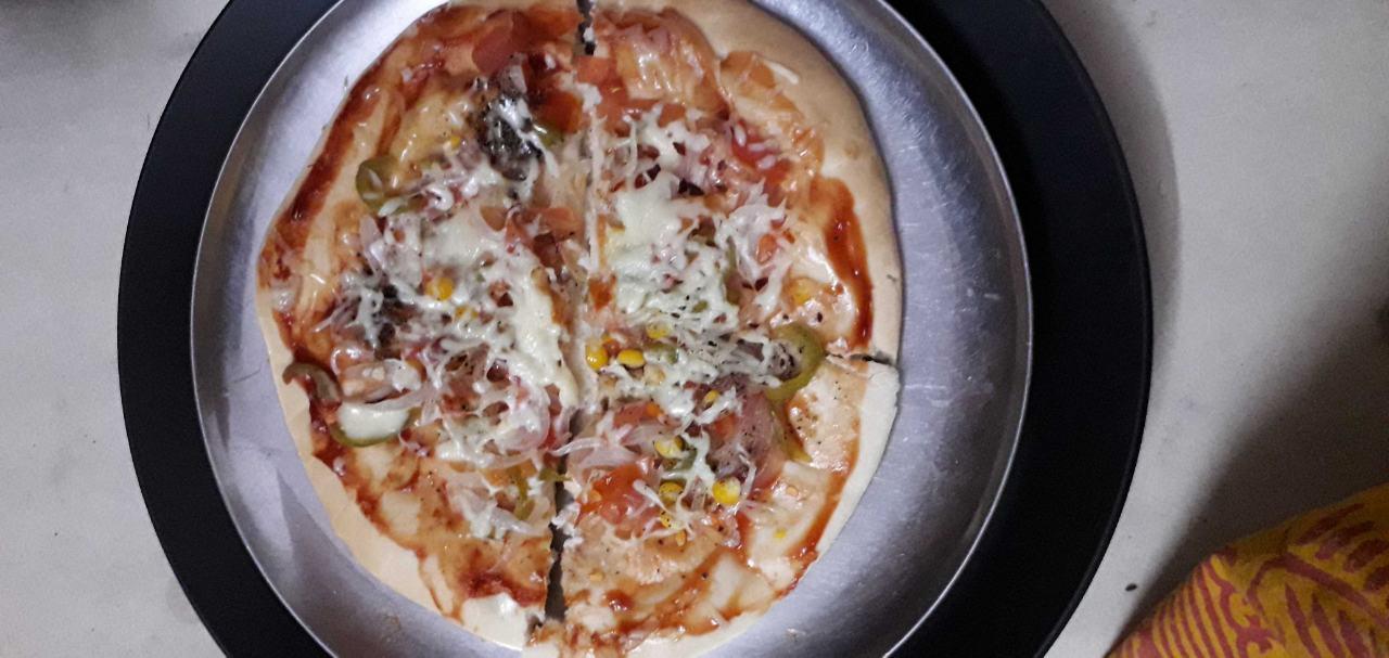 Veg. Pizza