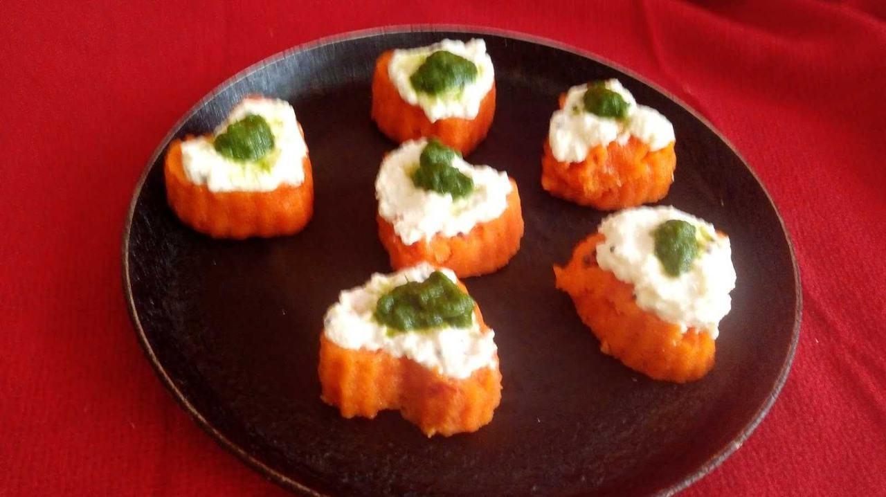 Carrot Savory Muffins