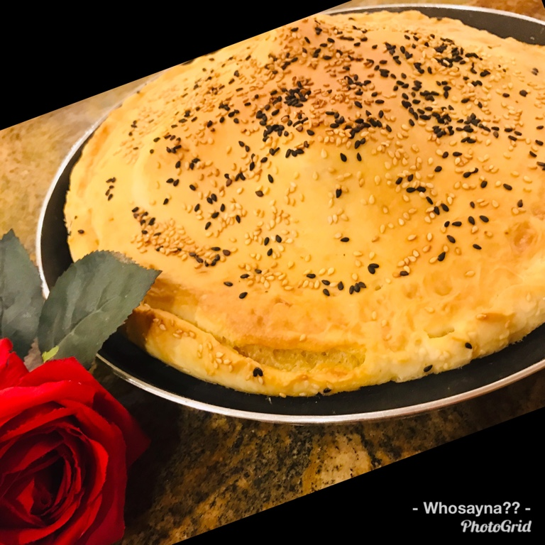 Whosayna's Turkish Mutton Pie