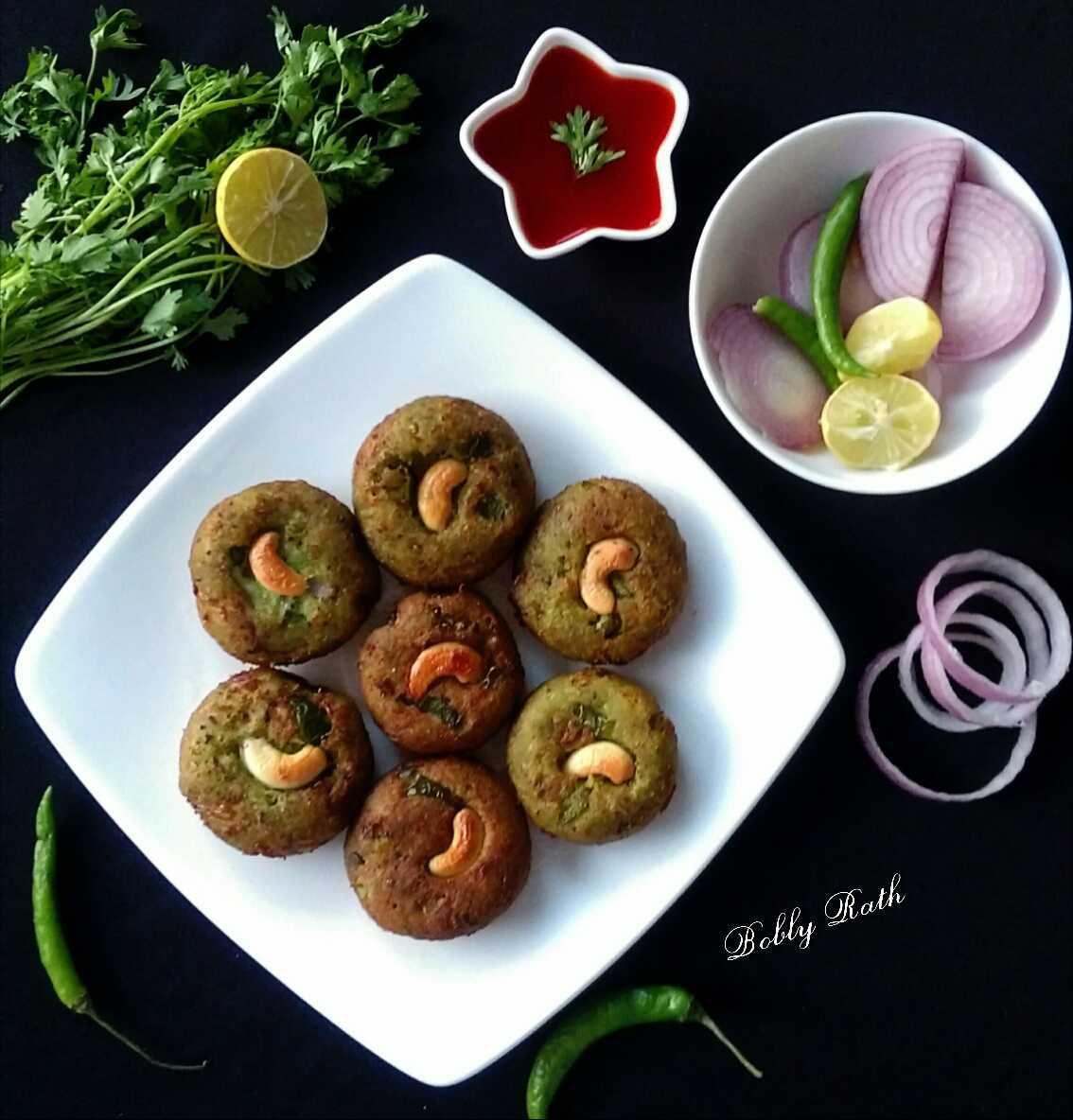 Harabhara Kebab