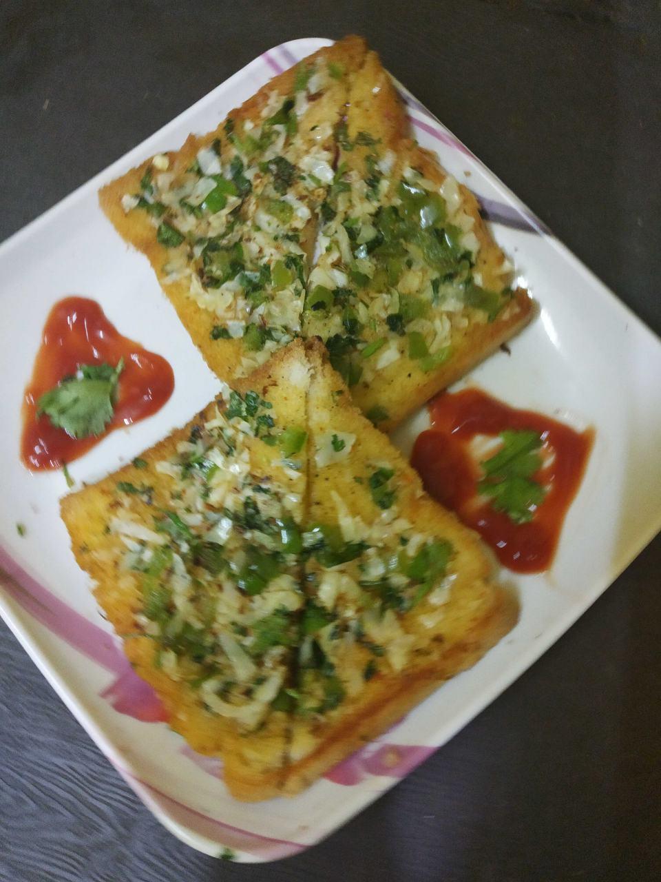 Malai Toast
