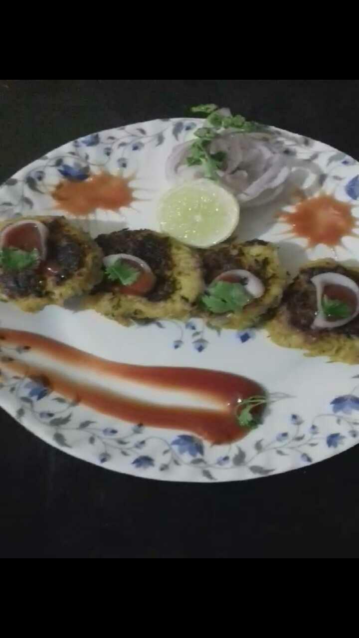 Row Papaya Kabab