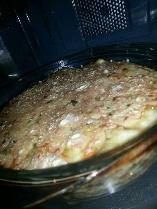 Veg AU-GRATIN (Bake Veg)