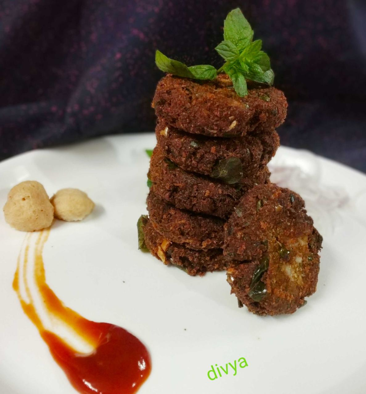 Soya Kababs Oil Free (Air Fried)