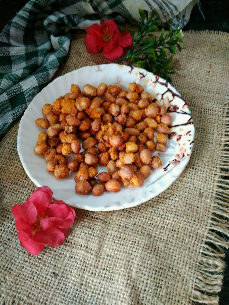 মসলা বাদাম