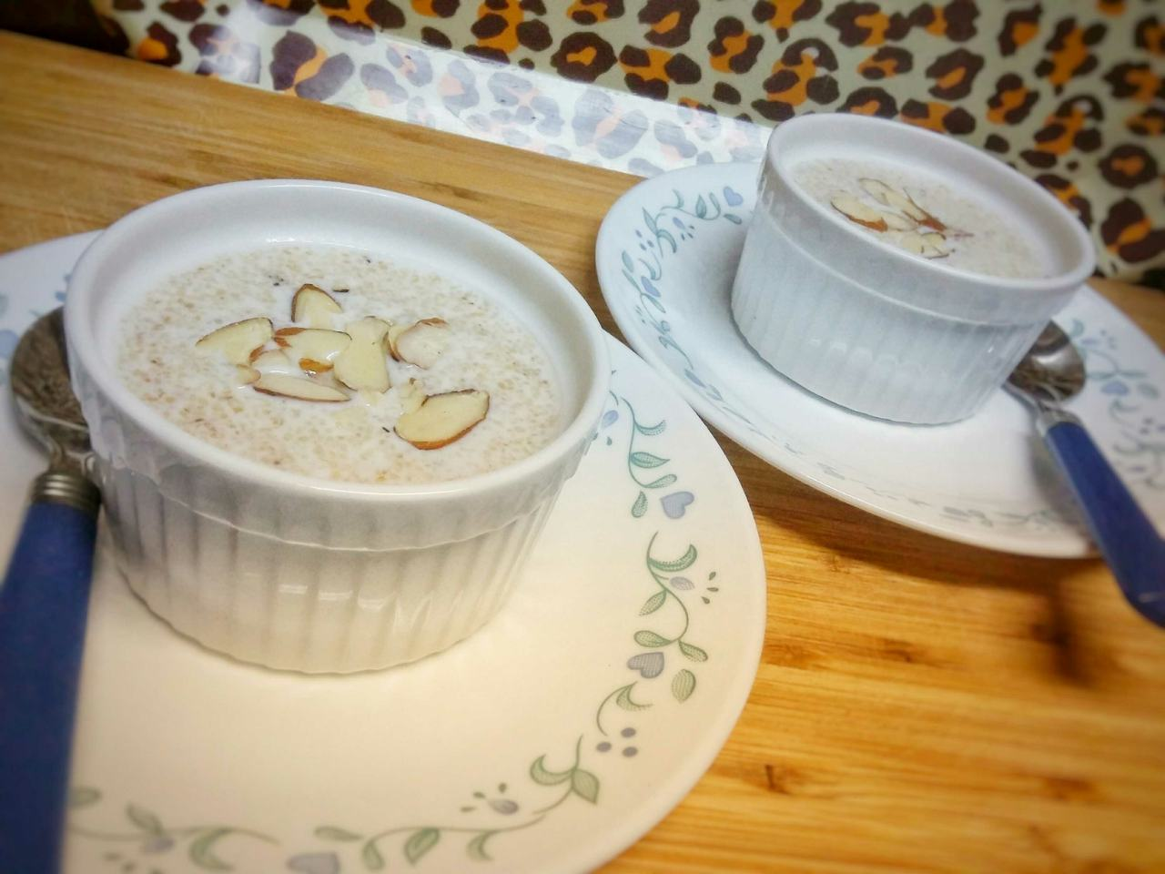 Whole Wheat Porridge