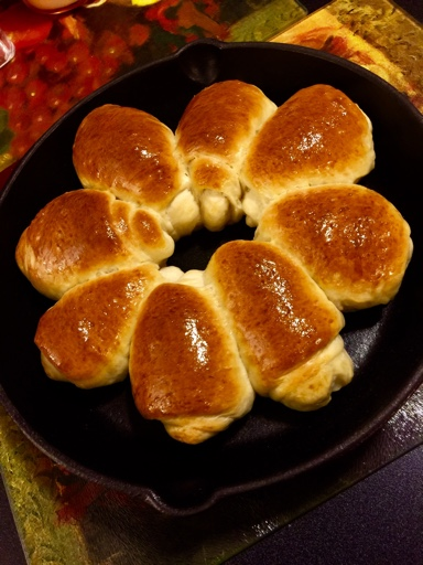 Garlic Bread/Dinner Rolls