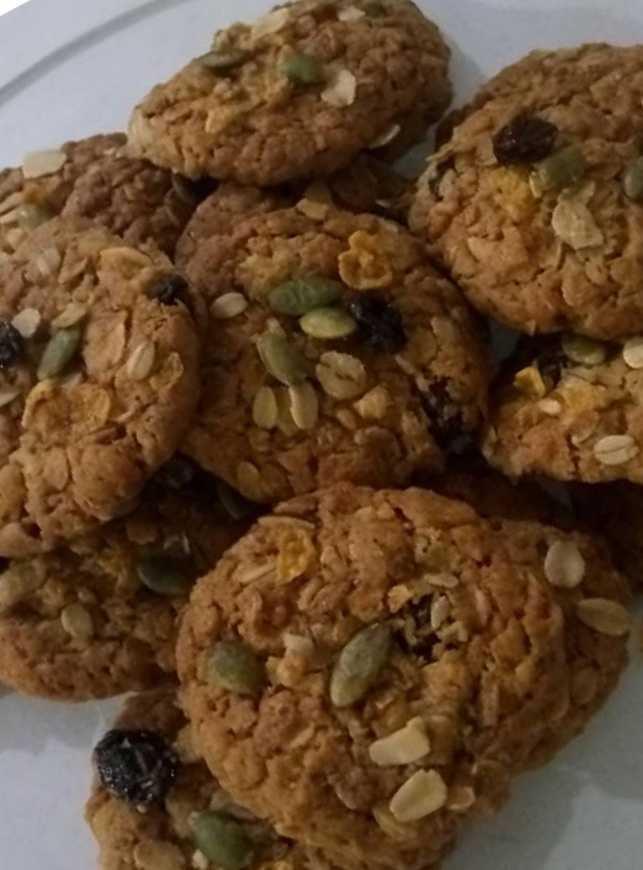 Muesli Cookies