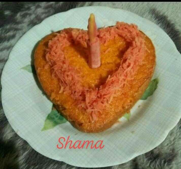 Gajar Ka Cake
