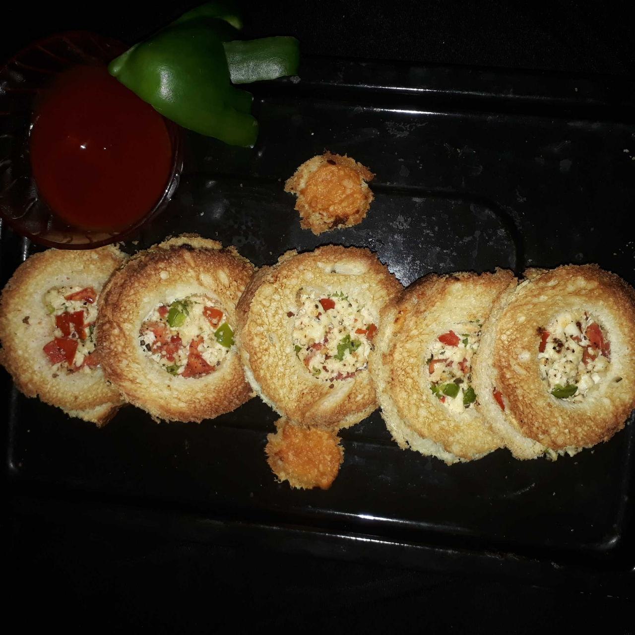 Cheese Bread Disk