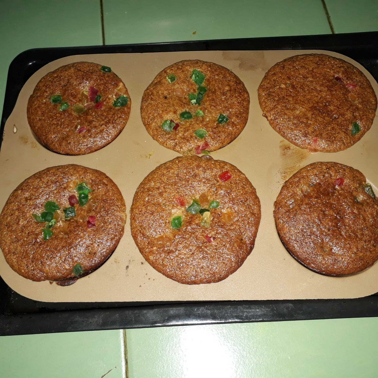 Dates Cup Cake