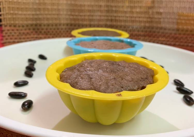 Ram Phal double chocolate muffins