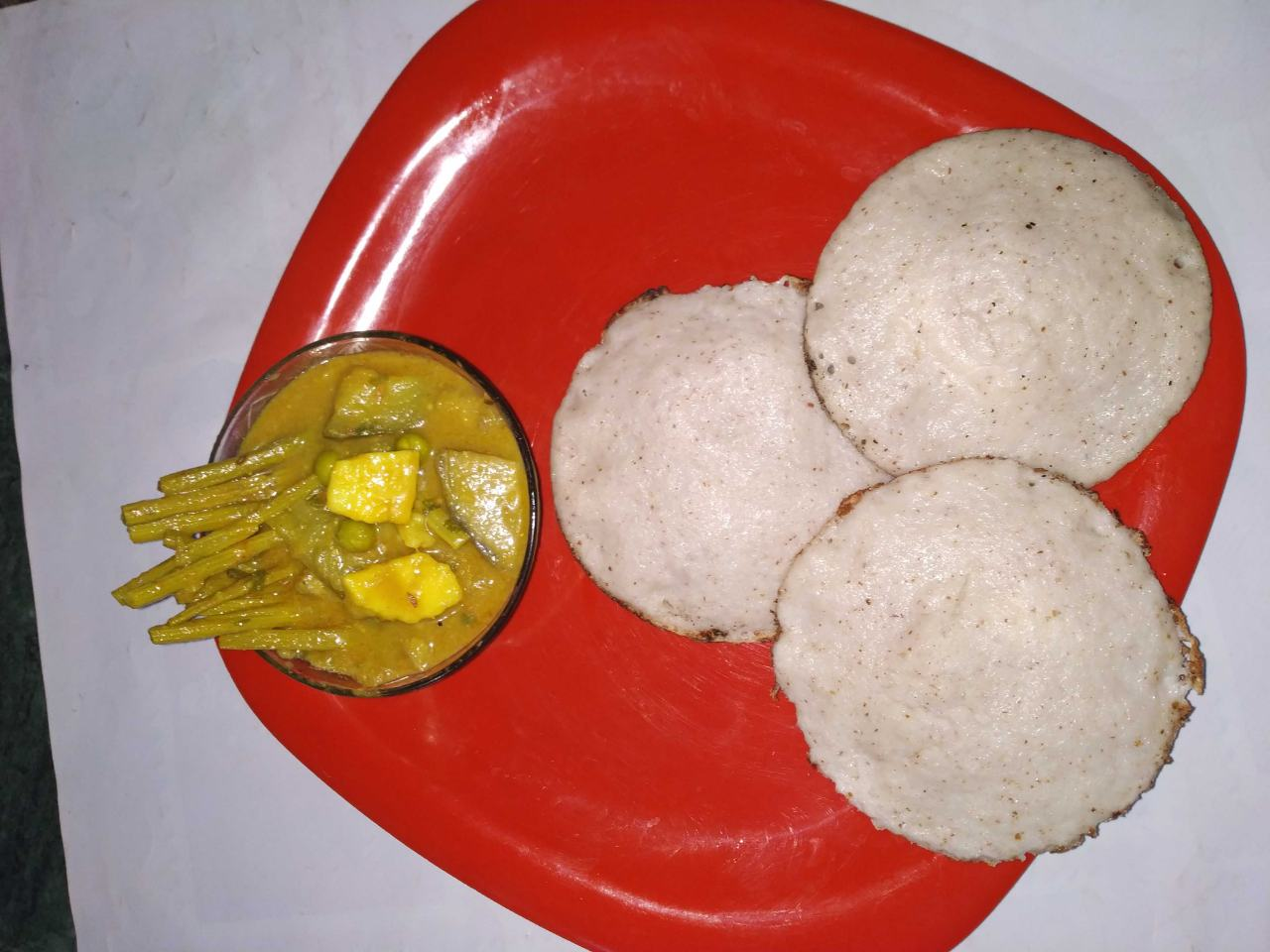 Chitau Pitha(Odisha Breakfast)