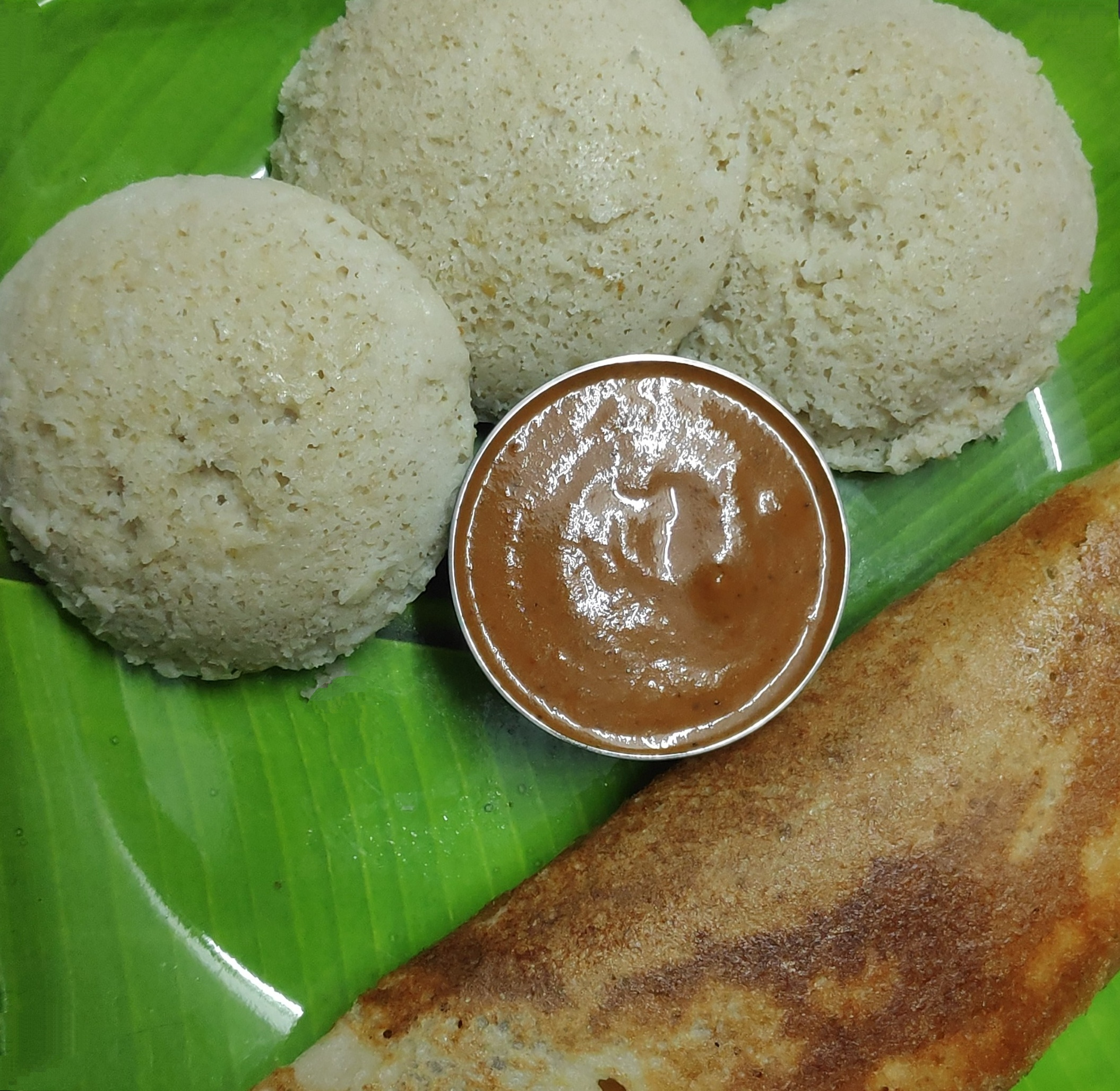 Foxtail millet idli and dosa