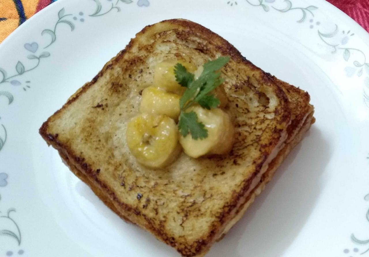 French Pepper Toast
