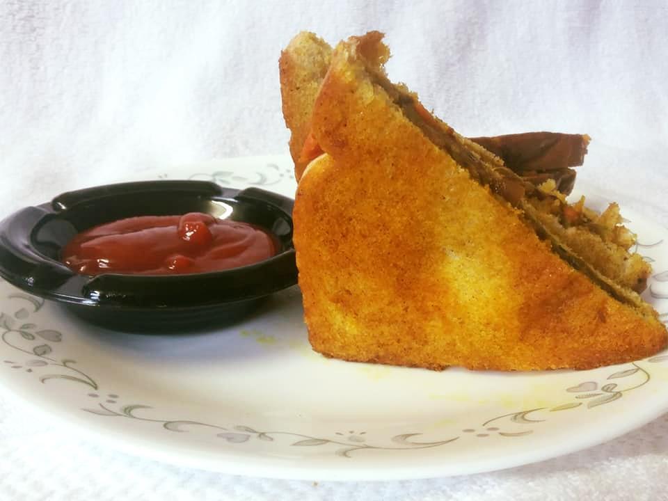 Tawa Khurchan Sandwich