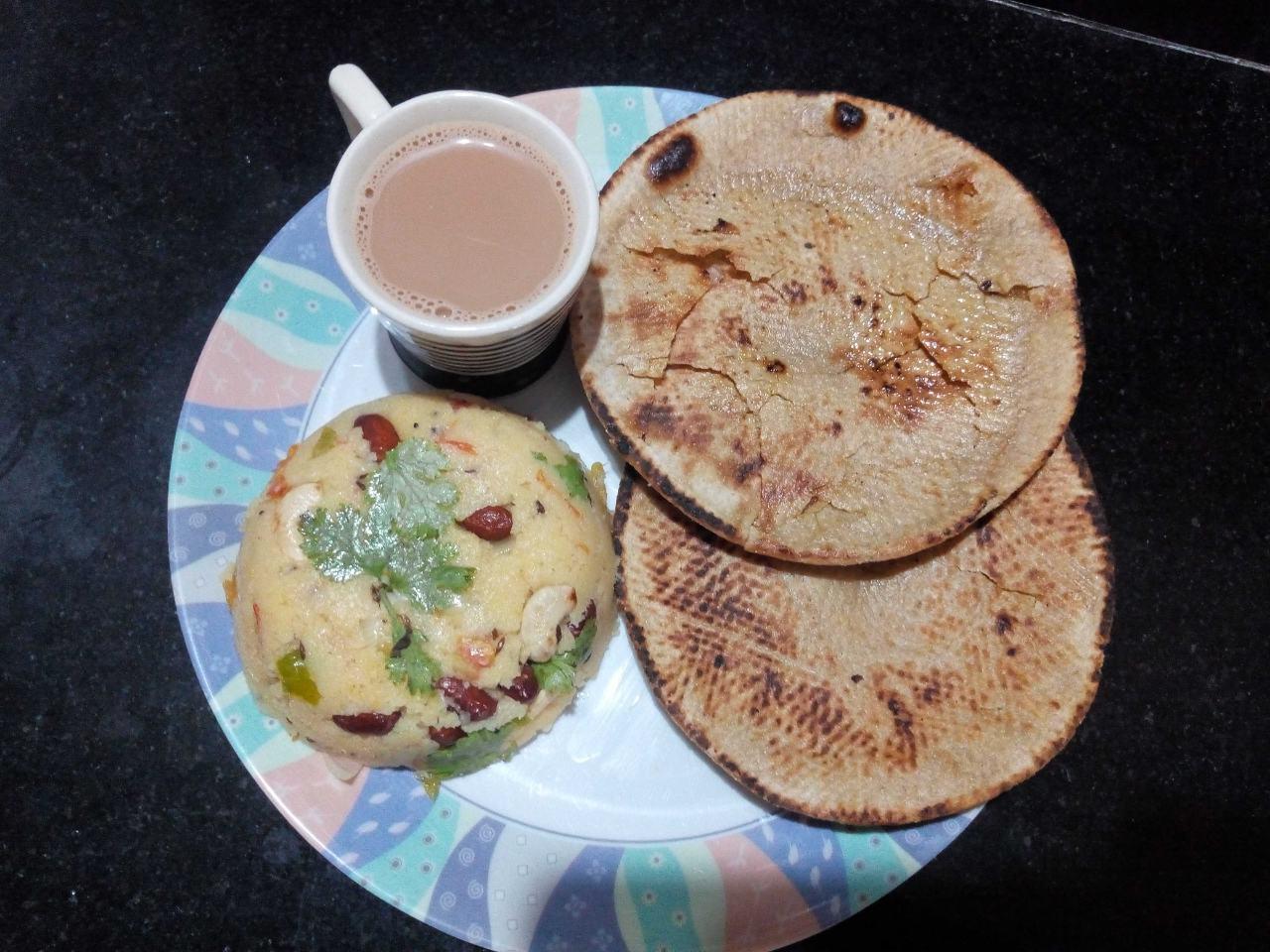 Healthy Breakfast Combo