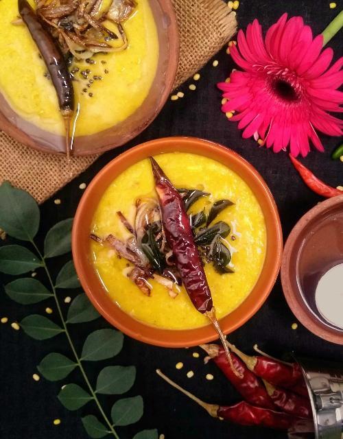Kerala Parippu Curry-Kerala Sadhya Recipe