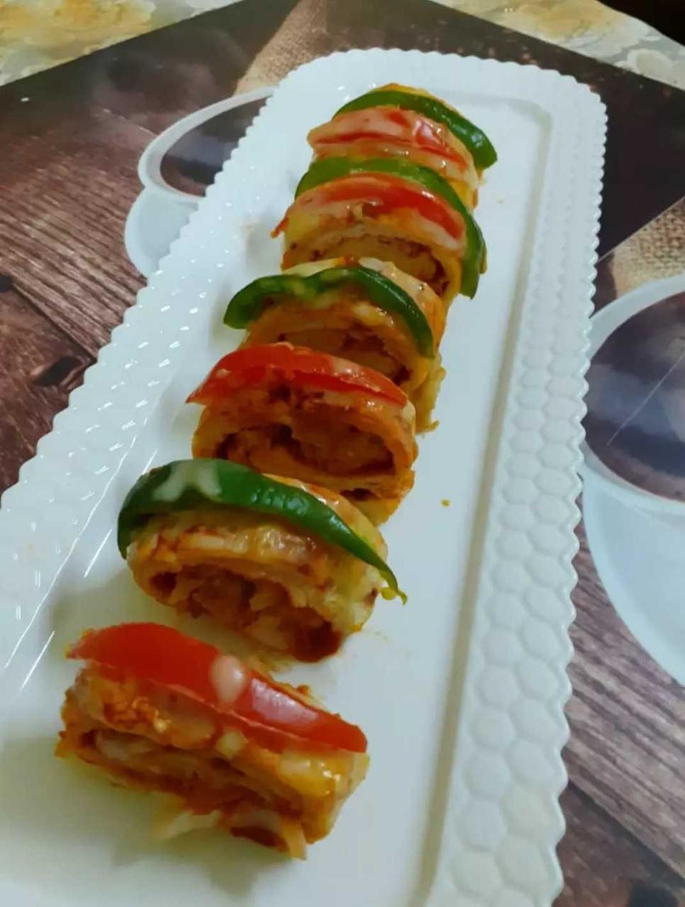 Chickpeas rolls