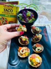Mexican Tacos Appe