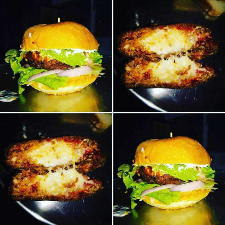 Sprouts burger Patty