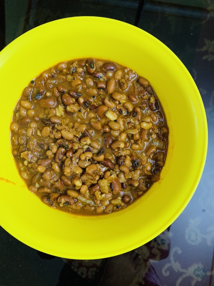 Red Cowpeas Curry