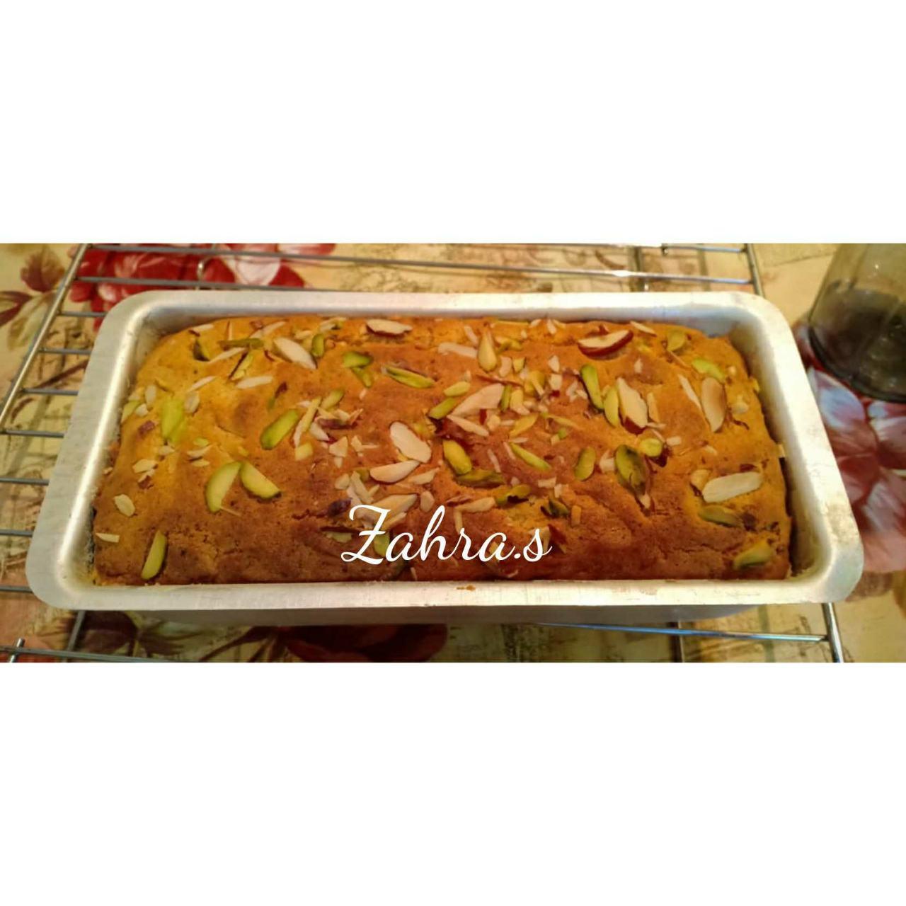 Mava Loaf Cake