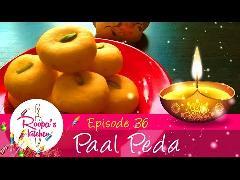 Paal Peda / Milk Peda / Diwali Sweets /പാൽ പേട