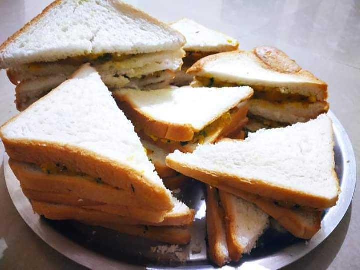 Masala Sandwich
