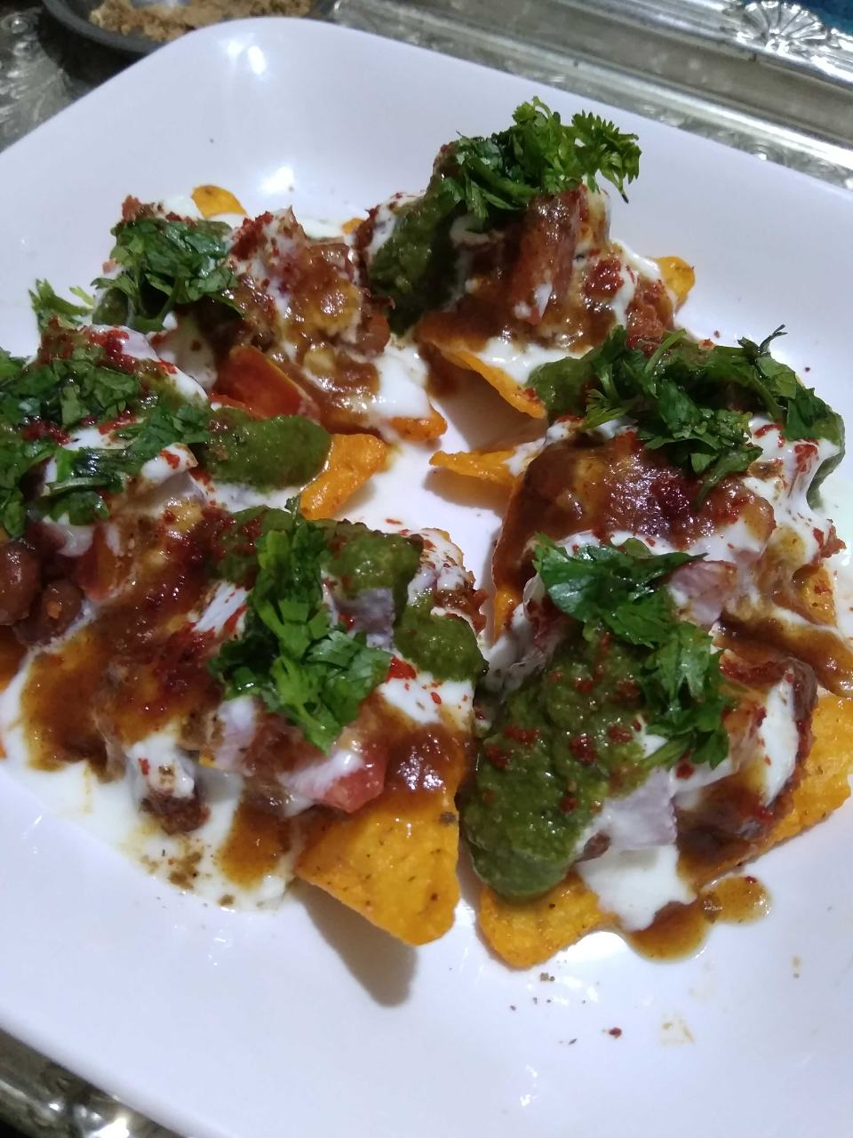 Indo Mexican Chaat
